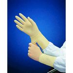 Kimberly-Clark Kimtech G3 Off-White 9 Disposable Cleanroom Gloves - ISO Class 4 Rating - 12 in Length - Rough Finish - 56849