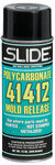 Slide Polycarbonate Clear Mold Release Agent - 12 oz Aerosol Can - Paintable - 41412N 12OZ