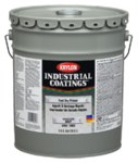 Krylon Industrial Coatings K0002 Red Alkyd Enamel Paint Primer - 5 gal Pail - 02320