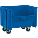 Blue Giant Stackable Bins - 19.875 in x 15.25 in x 12.4375 in - SHP-3030