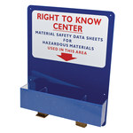 Brady Lockout/Tagout Training RTK Board - Training Title = Right to Know Center - 754476-50179