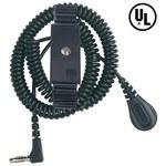 Desco Reusable Wrist Strap - 13 in Length - 0.63 in Wide - 4 mm Snap - 91070