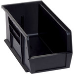 Black Conductive Bin - 10 7/8 in x 5 1/2 in x 5 in - SHP-3034