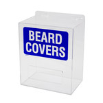 Brady Sanitary Headwear Dispenser - Wall or Tabletop - 12 in Width - 14 in Height - 754476-45699