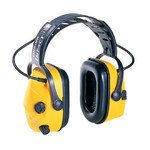 Howard Leight Impact Yellow Hard Hat Mounted Protective Earmuffs - 21 dB NRR - 1010632