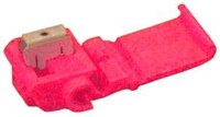3M Scotchlok 557-BOX Red IDC - IDC Connector - 0.12 in Max Insulation Outside Diameter - 21494