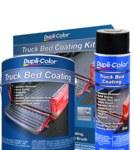 Dupli-Color TRQ254 Black Bed Liner - Liquid 2 qt Can - 01869