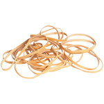 Shipping Supply Brown Rubber Bands - SHP-13583
