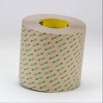 3M F9460PC Clear VHB Tape - 6 in Width x 60 yd Length - 2 mil Thick - 42917