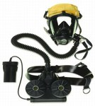 Sperian Survivair Opti-Fit SC420 HEPA PAPR & SAR Assembly - 5-Point Suspension - Pin Lock Adjustment - Assembly Only - 8 hr NiMH - 797402-010699