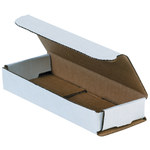 Oyster White Corrugated Mailer - 6 1/2 in x 2 1/2 in x 1 in - SHP-2524
