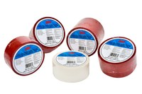 3M 8087CW Red Seam Sealing Tape - 48 mm Width x 50 m Length - 14235