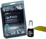 Devcon Zip Patch Brown Epoxy Adhesive - 4 x 9 in Patch - 11500