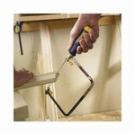 Irwin ProTouch 6 1/2 in Coping Saw - High Speed Steel - 2014400