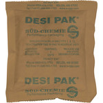 Shipping Supply Clay Desiccants - 34 Gallon Drum - 5 in x 5.5 in x.5 in - SHP-8377