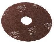 3M Scotch-Brite SPP 15 Maroon Disc Arbor Attachment - 15 in Diameter - 29591