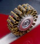 3M HD-ZH Flap Wheel - 2 in Face Width - 2 1/8 in Diameter - 17870