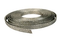 3M Scotch 25 Grounding Braid - 15 ft Length - 0.5 in Wide - 11602