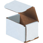 Oyster White Corrugated Mailer - 3 in x 3 in x 2 in - SHP-2478