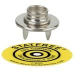 Desco Statfree Snap - 10 mm Diameter - 09861