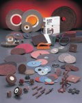 Standard Abrasives 800001 Mini FE Disc Kit - Surface Conditioning BR-4 - 33024
