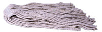 Weiler 8-ply Cotton Yarn Wet Mop Head - Cut End Connection - 75102