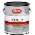 Krylon Industrial Coatings K0244 White Epoxy - Liquid 1 gal Pail - Two-Part Accelerator (Part A) 4:1 Mix Ratio - 84244
