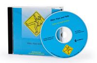 Brady Injury Prevention Training CD-ROM 110692 - English - 754473-68338