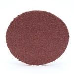 3M Cubitron 983C Coated Ceramic Brown Quick Change Disc - Fiber Backing - 80 Grit - Medium - 2 in Diameter - 22354
