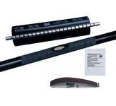 3M HDCW-80/25-500 Polyolefin Heat Shrink Wrap Sleeve - 500 mm Length - 80 mm Max Diameter - 25 mm Min Diameter - 59065