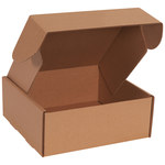 Shipping Supply Kraft Literature Mailers - 10 in x 10 in x 4 in - SHP-11586