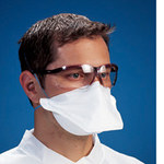 Kimberly-Clark PFR95 Universal N95 Pouch Surgical Mask - 036000-62126