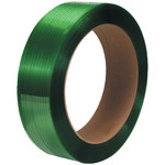 Green Poly Strapping Kits - 3600 ft x 0.5 in - SHP-7254