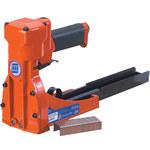 Shipping Supply Black/Orange Carton Stapler - SHP-13968