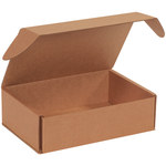 Shipping Supply Kraft Corrugated Mailers - 10 in x 7 in x 3 in - SHP-11641
