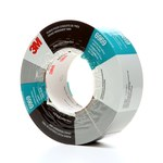 3M 6969 Silver Duct Tape - 48 mm Width x 54.8 m Length - 10.7 mil Thick - 06969