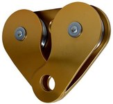 DBI-SALA Rollgliss RescueMate Gold Tyrolean Pulley - 648250-17033
