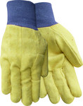 Red Steer 28000 Yellow Large Work Gloves - 28000-L