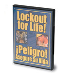 Brady Lockout/Tagout Training CD-ROM - Training Title = Lockout For Life - 754476-51793