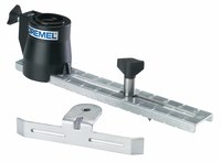 Dremel 678-01 Circle Cutter & Straight Edge Guide - 12 in Length