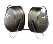 3M Peltor HT HTM79B Black Listen-Only Headset - 24 dB NRR - 318640-03191