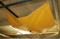 Eagle DripNEST Yellow Leak Diverter - 3 ft Width - 3 ft Length - 048441-00600