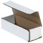 Oyster White Corrugated Mailer - 6 1/2 in x 2 1/2 in x 1 3/4 in - SHP-2525