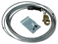 DBI-SALA FAST-Line Silver Cable - 50 ft Length - 840779-01297