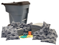Brady 63 gal Drum Spill Kit SKA-65W - 662706-90127