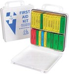 North First Aid Kit - Plastic Case Construction - 35-824CG