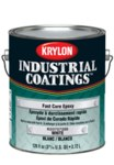 Krylon Industrial Coatings K0370 White Epoxy - 1 gal Liquid - One-Part Accelerator (Part A) 1:1 Mix Ratio - 81005