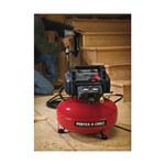 Porter Cable 6 gal Oil-Free Air Compressor - 150 psi Max - C2002