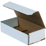 Oyster White Corrugated Mailer - 8 in x 4 in x 2 in - SHP-2554