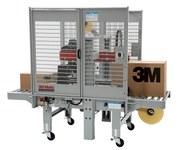 3M Case Sealer Factory Reconditioned 800r3 - 15 Cases Per Minute
